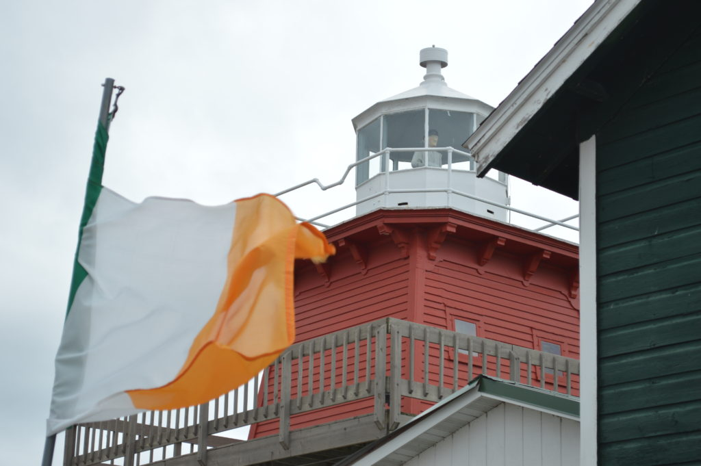Light House Fisherman Village The East Twin Two Rivers
