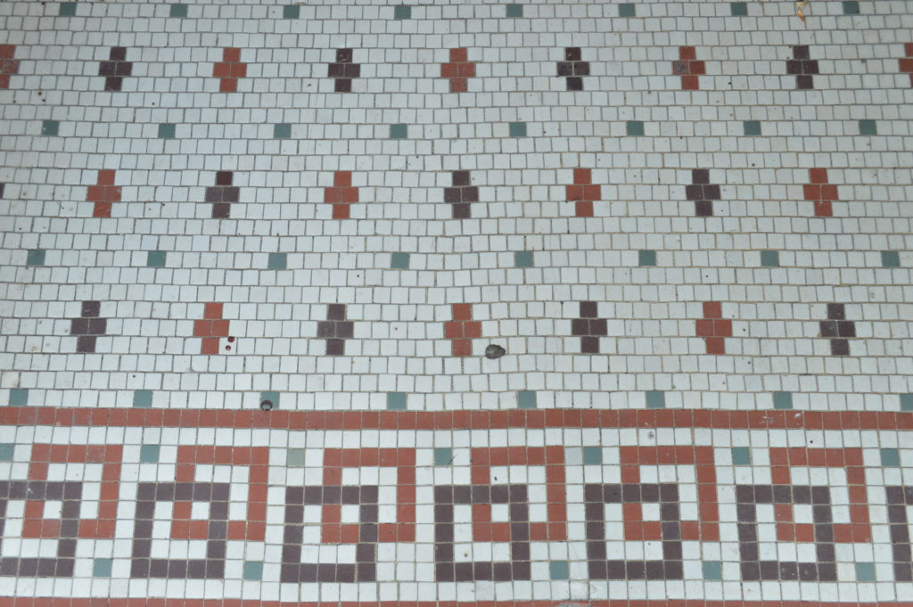 The Homestead Outlet Mosaic