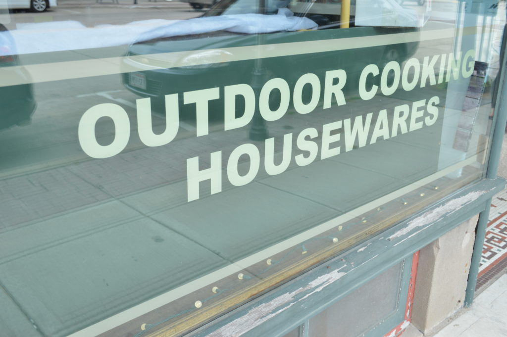 The Homestead Outlet Window
