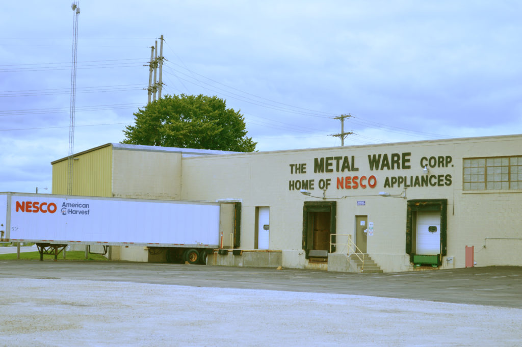 The Metal Ware Corp Two Rivers 2